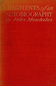 Cover of Fragments of an Autobiography