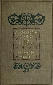 Cover of Mentone, Cairo, and Corfu