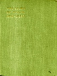 Cover of The Story of a Red Deer