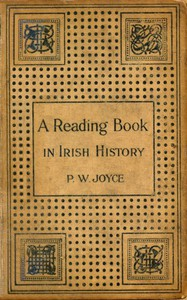 Cover of A Reading Book in Irish History