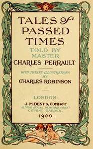 Cover of Tales of Passed Times