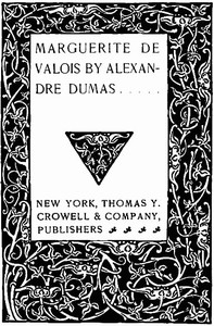 Cover of Marguerite de Valois