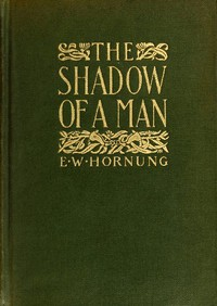 Cover of The Shadow of a Man