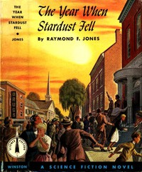 Cover of The Year When Stardust Fell