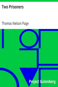 Cover of Two Prisoners