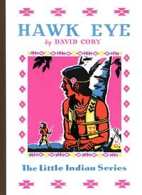 Cover of Hawk Eye