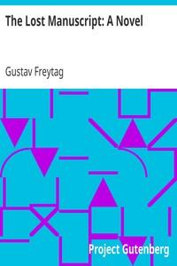 Cover of The Lost Manuscript: A Novel