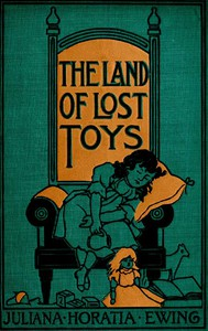Cover of The Land of Lost Toys