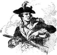 Cover of On the Kentucky Frontier: A Story of the Fighting Pioneers of the West