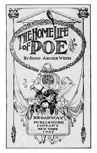 Cover of The Home Life of Poe