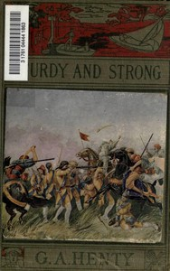 Cover of Sturdy and Strong; Or, How George Andrews Made His Way