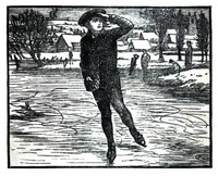 Cover of A Christmas Child: A Sketch of a Boy-Life