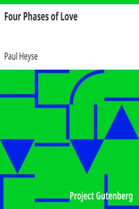 Cover of Four Phases of Love