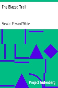 Cover of The Blazed Trail