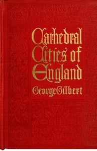 Cover of Cathedral Cities of England