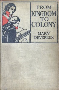 Cover of From Kingdom to Colony