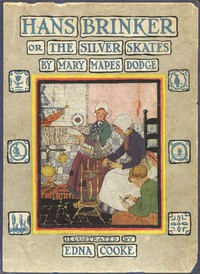 Cover of Hans Brinker; Or, The Silver Skates