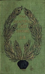 Cover of The Beautiful Miss Brooke