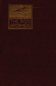 Cover of The Iron Arrow Head or The Buckler Maiden: A Tale of the Northman Invasion