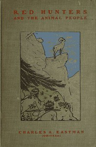Cover of Red Hunters and the Animal People