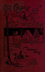 Cover of In Camp With A Tin Soldier