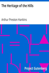 Cover of The Heritage of the Hills