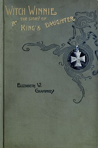 """Cover of Witch Winnie: The Story of a """"King's Daughter"""""""