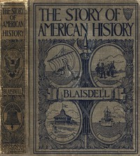 Cover of The Story of American History for Elementary Schools