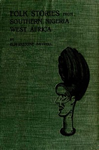 Cover of Folk Stories from Southern Nigeria, West Africa