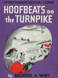 Cover of Hoofbeats on the Turnpike
