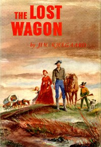 Cover of The Lost Wagon