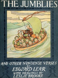 Cover of The Jumblies, and Other Nonsense Verses