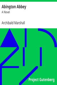 Cover of Abington Abbey: A Novel