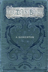 Cover of The Torn Bible; Or, Hubert's Best Friend