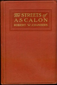 Cover of The Streets of Ascalon: Episodes in the Unfinished Career of Richard Quarren, Esqre.