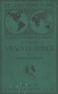 Cover of The World and Its People, Book VII: Views in Africa