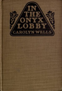Cover of In the Onyx Lobby