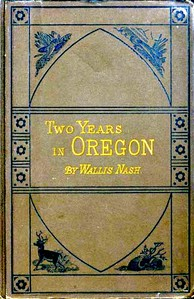 Cover of Two Years in Oregon