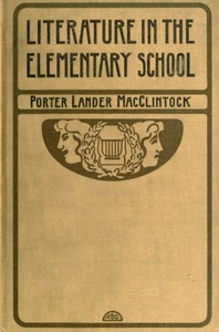 Cover of Literature in the Elementary School