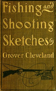 Cover of Fishing and Shooting Sketches