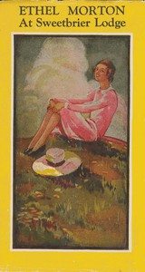 Cover of Ethel Morton at Sweetbrier Lodge