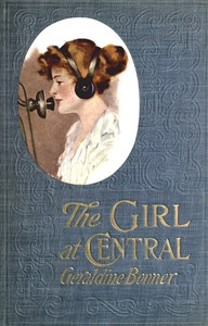 Cover of The Girl at Central
