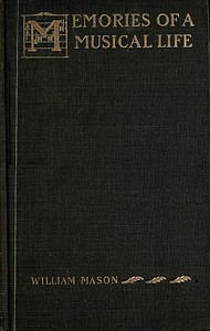 Cover of Memories of a Musical Life