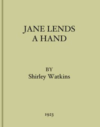 Cover of Jane Lends A Hand
