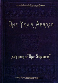 Cover of One Year Abroad