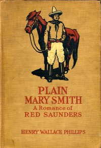 Cover of Plain Mary Smith: A Romance of Red Saunders