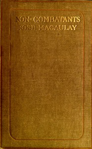 Cover of Non-combatants and Others