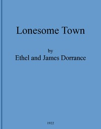 Cover of Lonesome Town