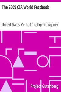 The 2009 CIA World Factbook