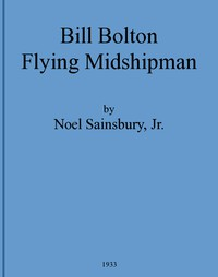 Cover of Bill Bolton—Flying Midshipman